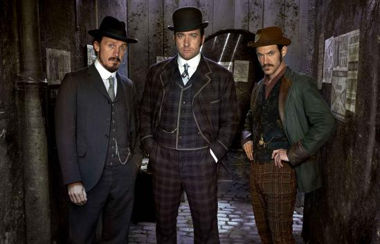 Promotional Image From Ripper Street
