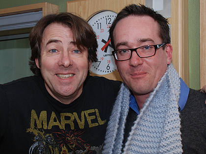 Radio 2: Jonathan Ross interview