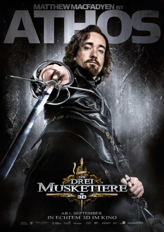 Athos Poster #2