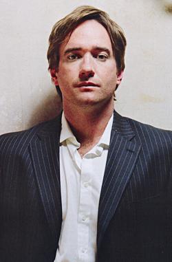 Matthew interview : RED magazine Oct 07