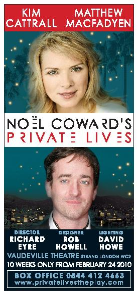 Official website for Private Lives