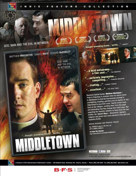 Middletown DVD Image and new trailer for US release