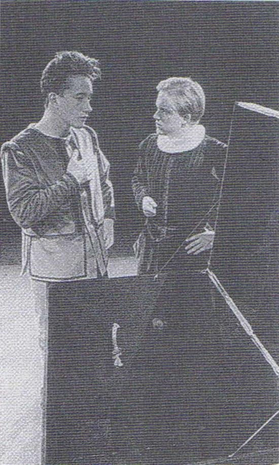 Matthew Macfadyen Picture from 1992